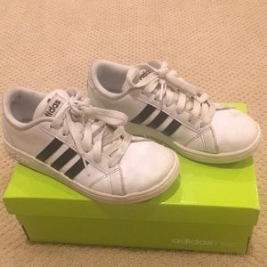 Little Girls Adidas Sneakers